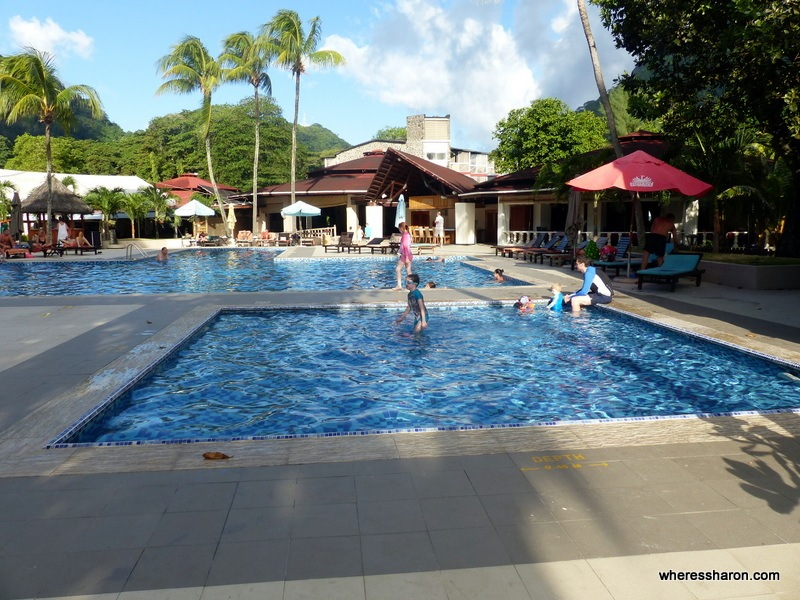 Family Fun and Beautiful Surrounds in our Berjaya Beau Vallon Bay Resort Review