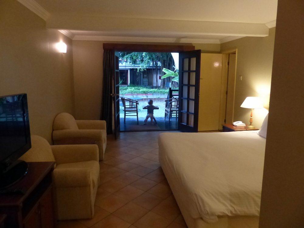 Berjaya Beau Vallon Bay Resort deluxe room