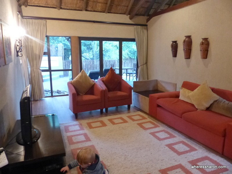 Ivory Tree Game Lodge suite