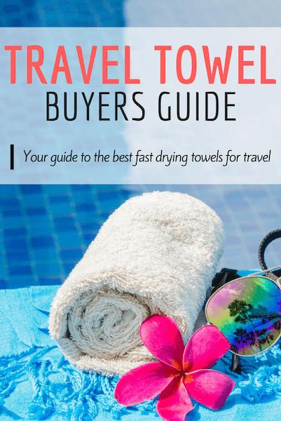 best quick dry travel towel