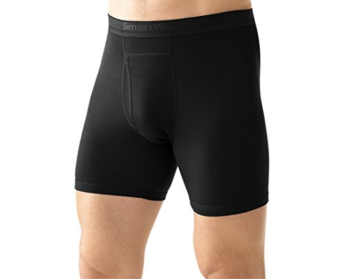 2c95a96d228b One of the most comfortable travel underwear you'll find in our is Smart  wool Men's NTS Micro 150 boxer briefs. This is in part to their material –  they are ...