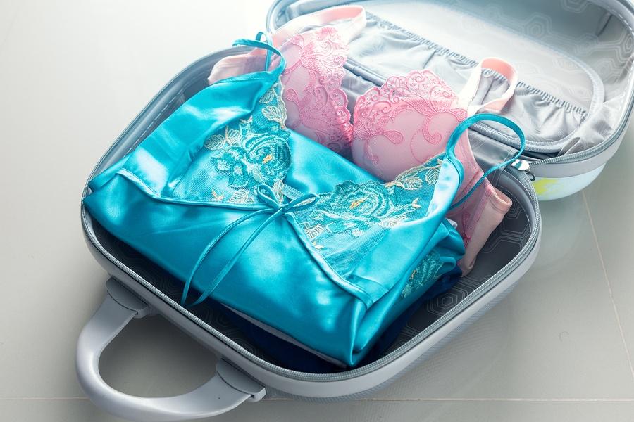 traveling panties