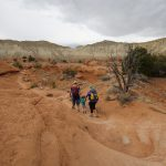 Hiking Utah's National Parks with Kids